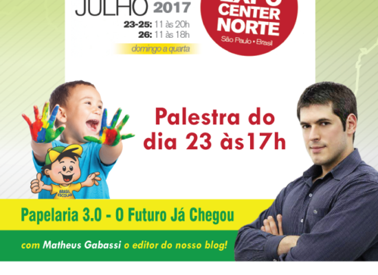 Papelaria 3.0 Matheus Gabassi
